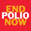 End Polio Now tulp